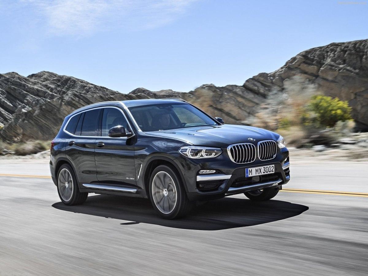 BMW Х3 2019 года: превосходная новинка от баварских инженеров