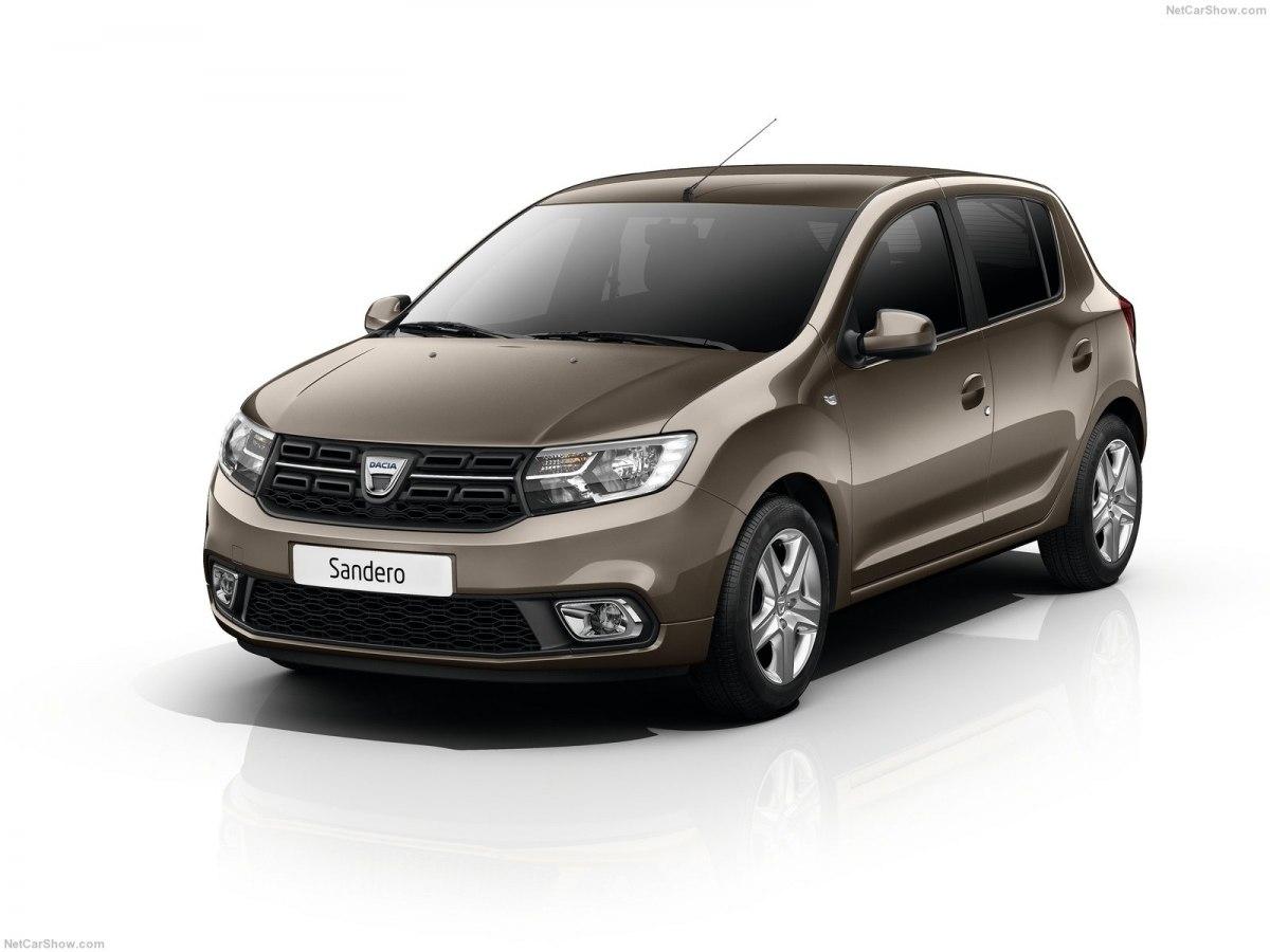Renault Sandero 2019 – обновленный французский хэтчбек