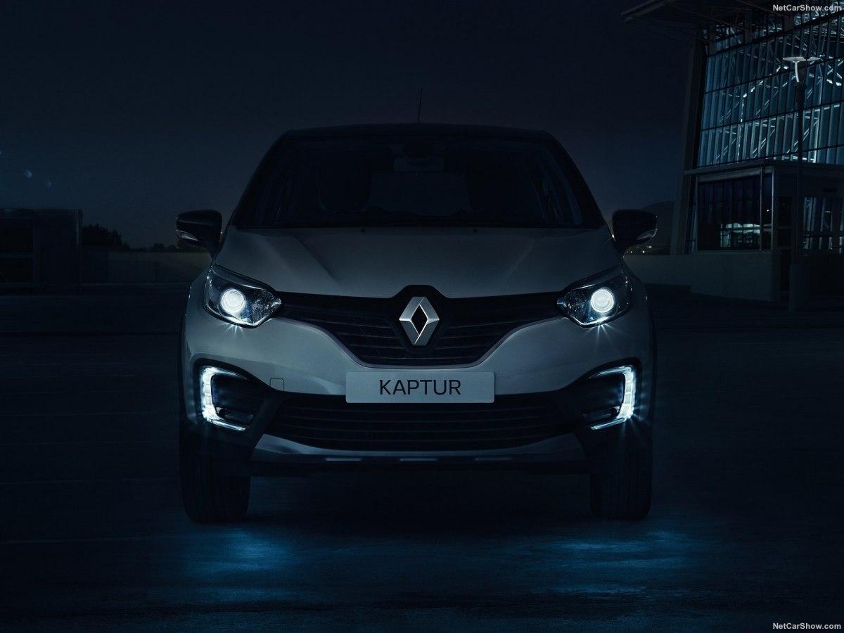 Renault Kaptur 2019 - эффектный французский кроссовер