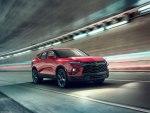 Chevrolet Blazer 2019 – классический представитель среди американских внедорожников