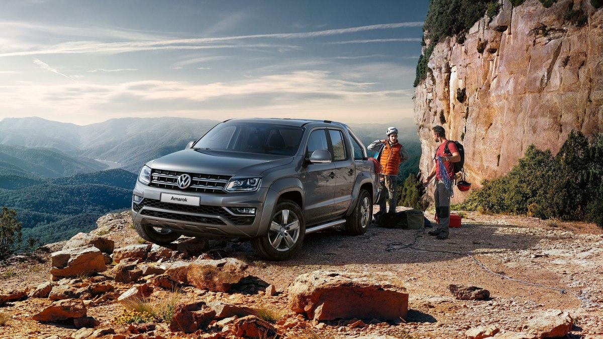Volkswagen Amarok 2019 – долгожданная новинка из Германии