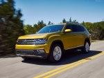 Volkswagen Teramont 2019 – роскошный полноразмерный кроссовер из Германии