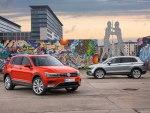 Volkswagen Tiguan 2020 - обширная линейка двигателей, повышенная комфортабельность и полный привод
