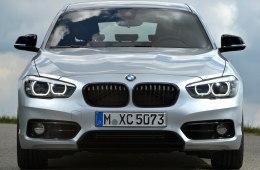 BMW 1-Series 2019 – немецкий производитель экспериментирует с дизайном «копейки»