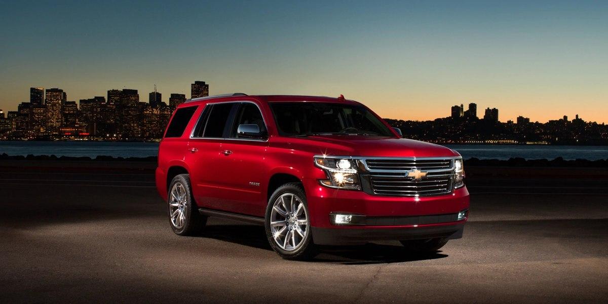 Chevrolet Tahoe 2020 года - улучшенная версия популярного 7-местного внедорожника с пневмоподвеской и премиальным оснащением
