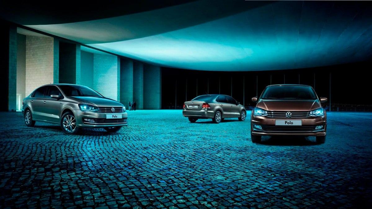 Volkswagen Polo седан 2019 – комплектации и стоимость