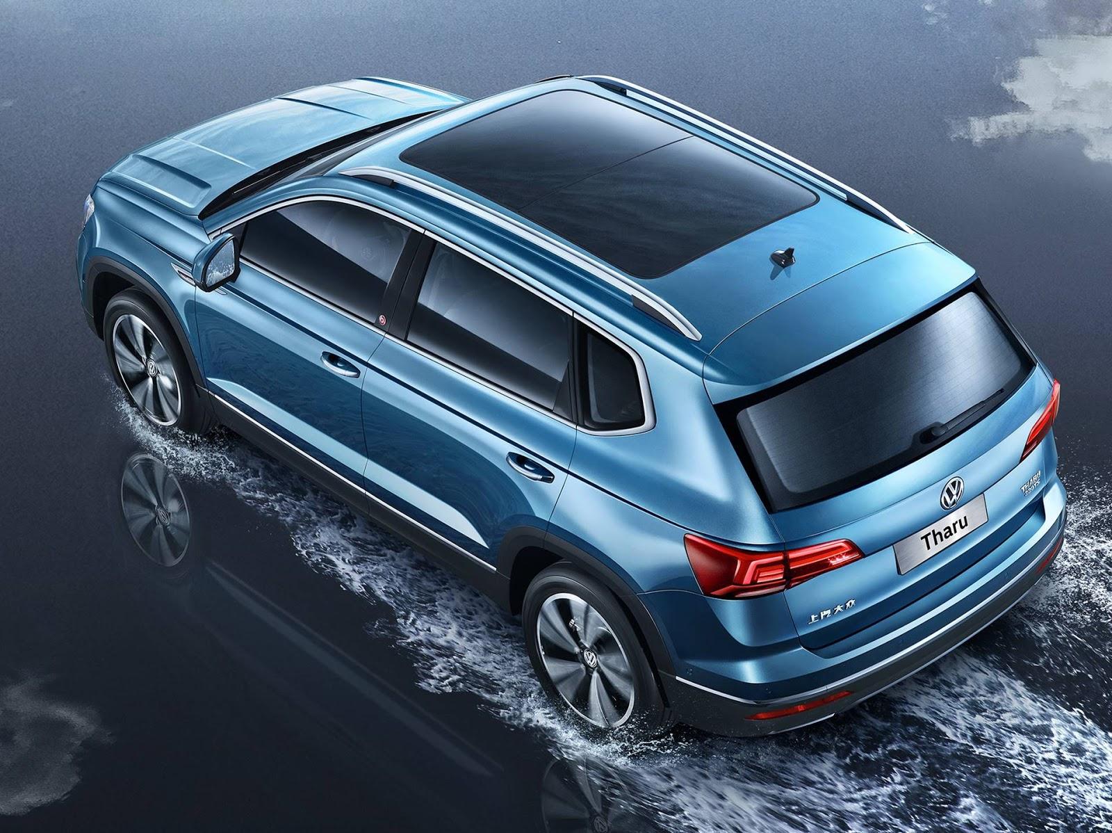 Volkswagen показал совершенно новый бюджетный кросс, который должен приехать в Россию
