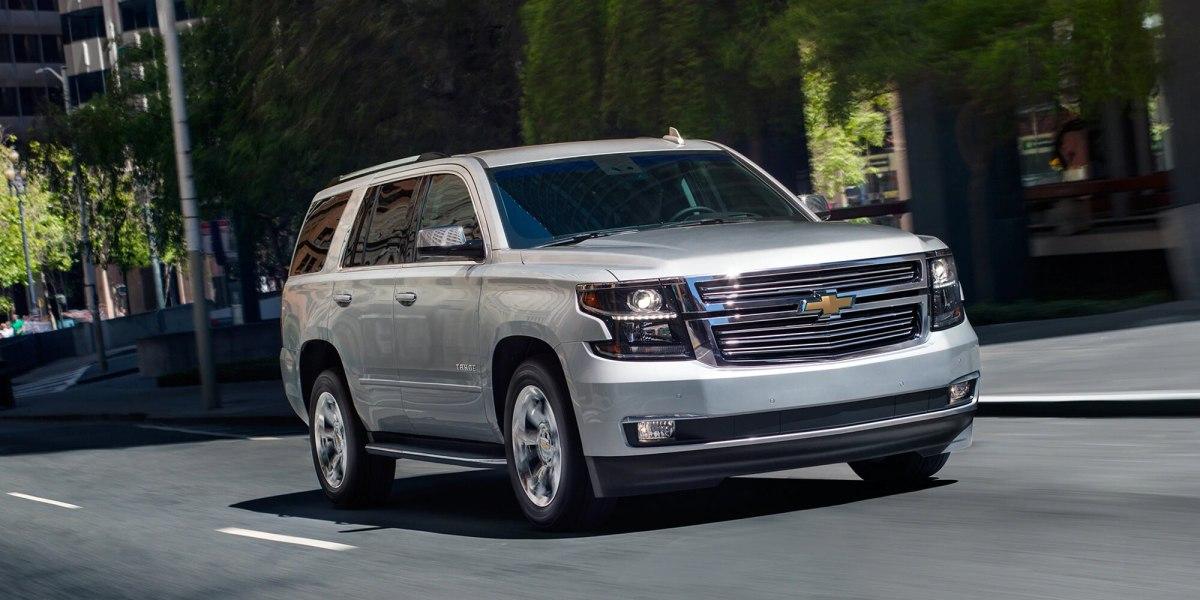 Chevrolet Tahoe 2019 – шикарный представитель американского автопрома