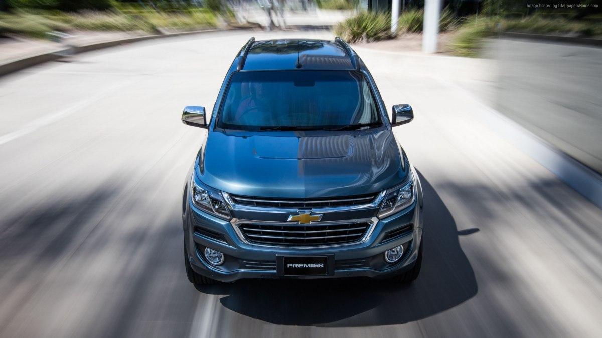 Chevrolet Trailblazer 2019 – комплектации и стоимость
