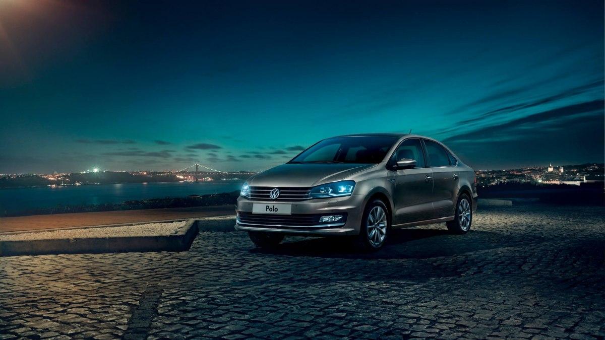 Volkswagen Polo 2020 – обновленный популярный седан