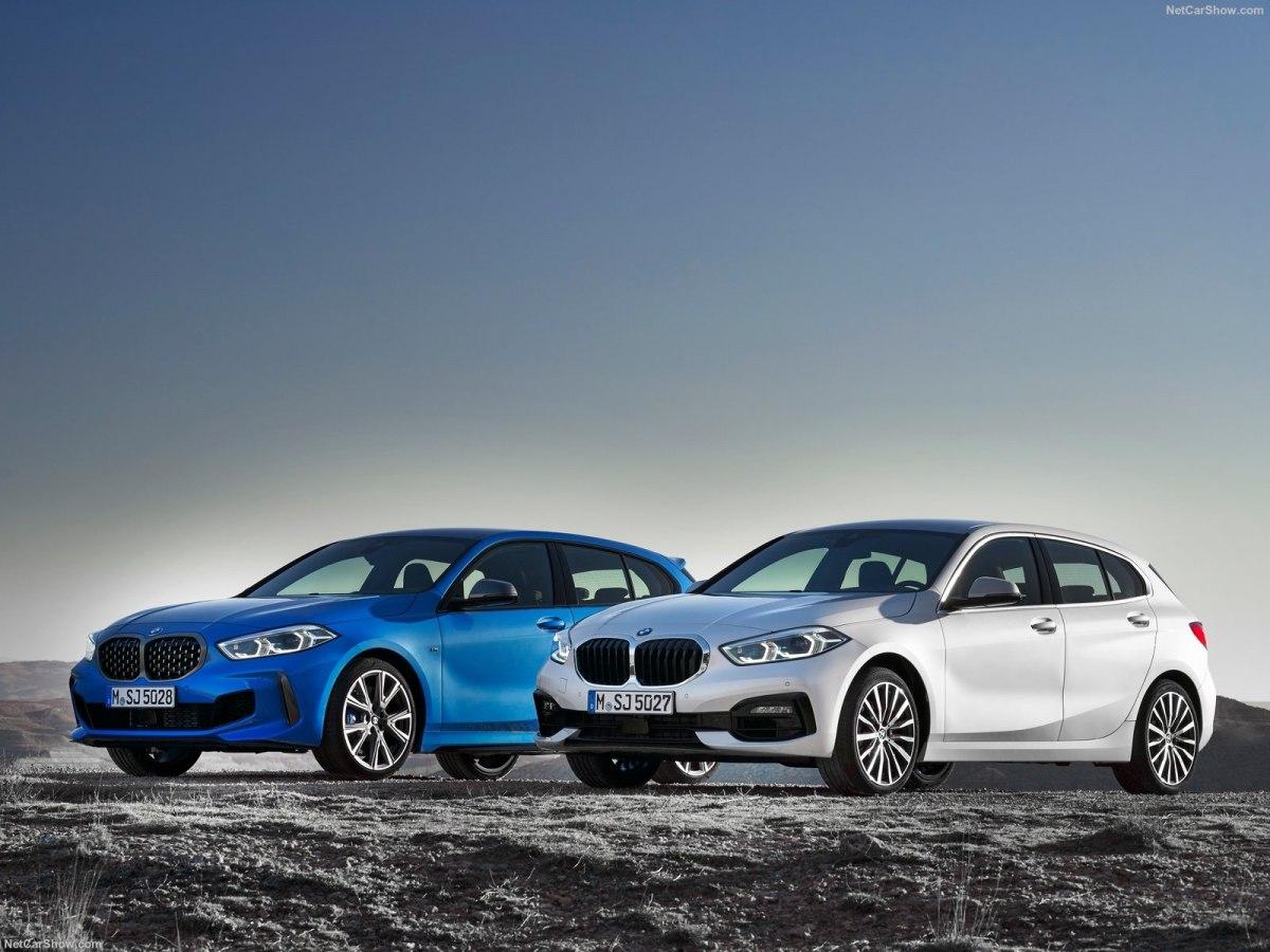 BMW 1-Series 2020 года - комфортный городской хэтчбек, который на трассе превращается в спорткар