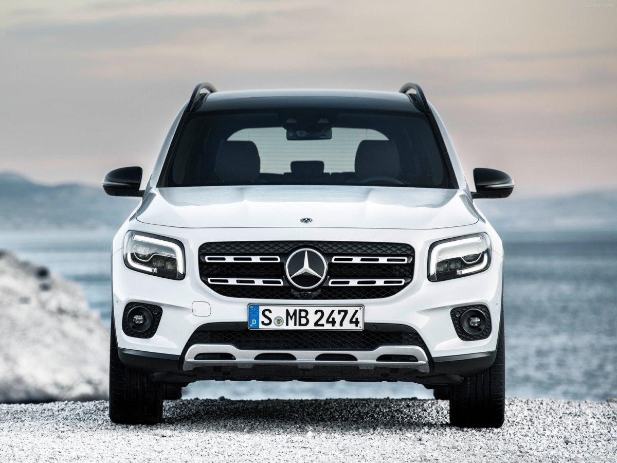 MercedesGLB 2020 – совершенно новый представитель премиум-сегмента