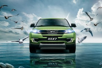 Как купить Range Rover за 1 300 000 р.? Очень просто! Кожа, люк, камеры, климат, 190 л.с. 8АКПП. Landwind X7 2019