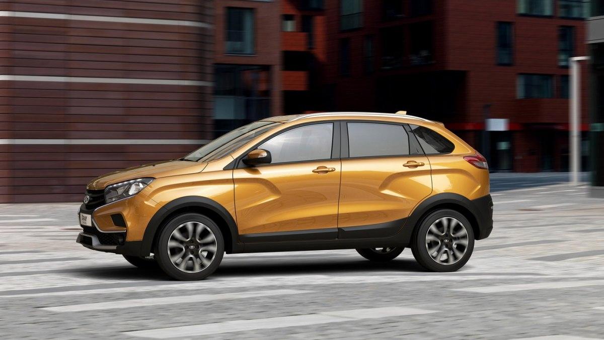 Renault sandero stepway или lada xray