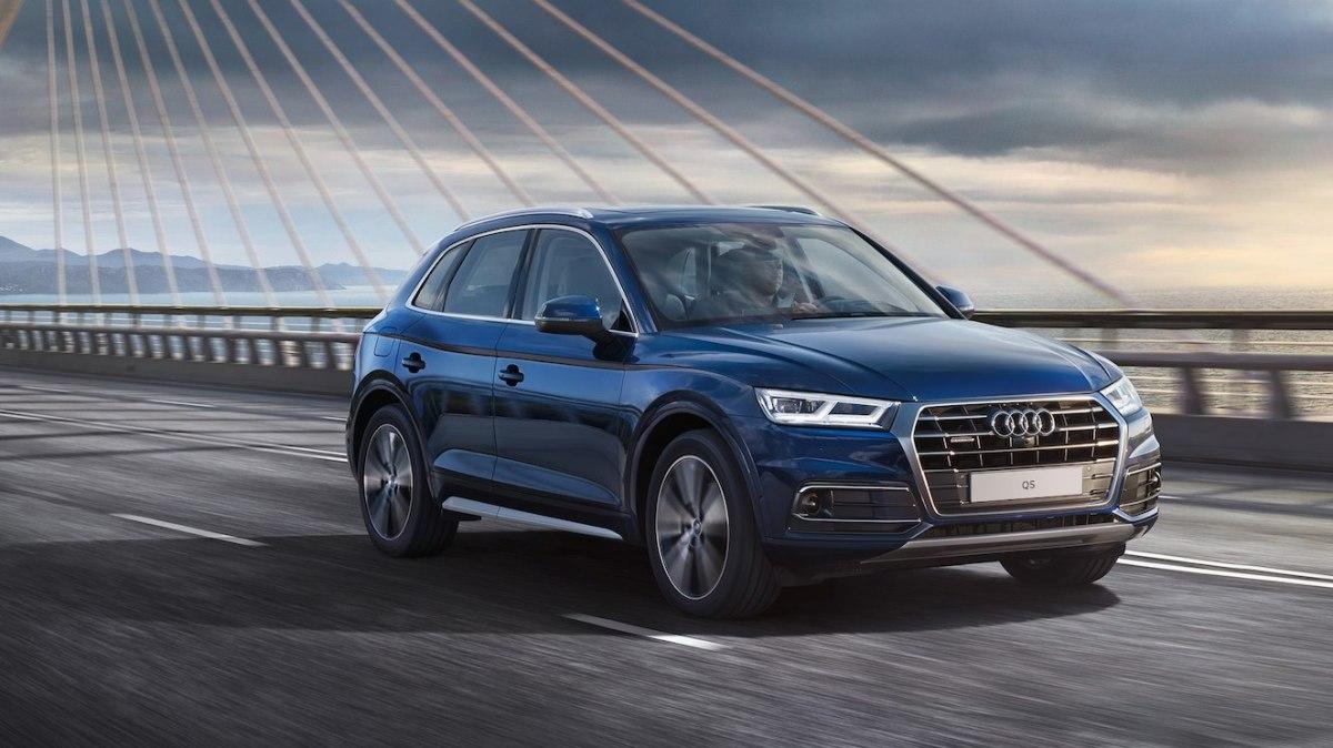 Audi Q5 2019 – комплектации и стоимость