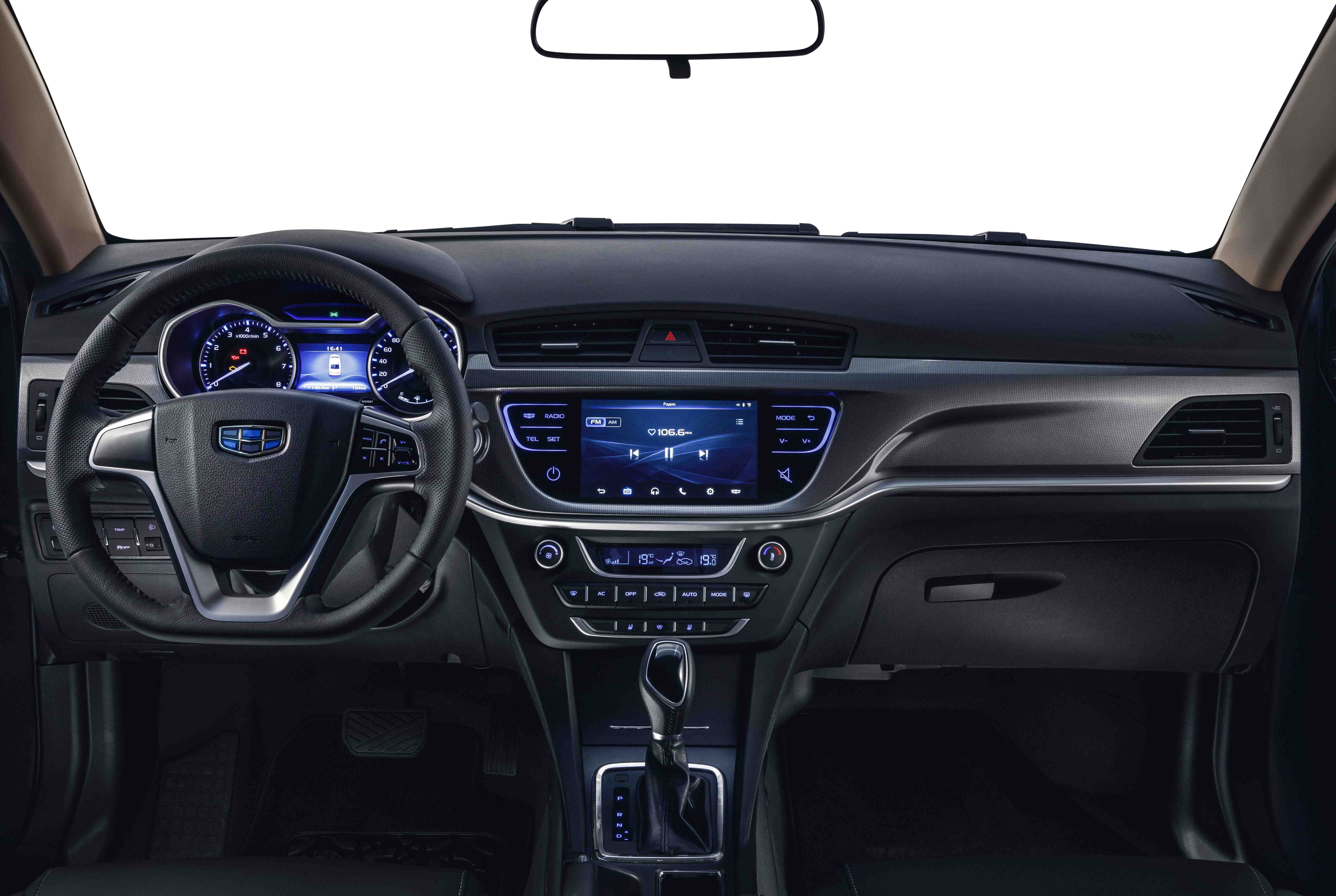Джили Эмгранд 7 2019 в новом кузове, цены, комплектации, фото, видео тест-драйв