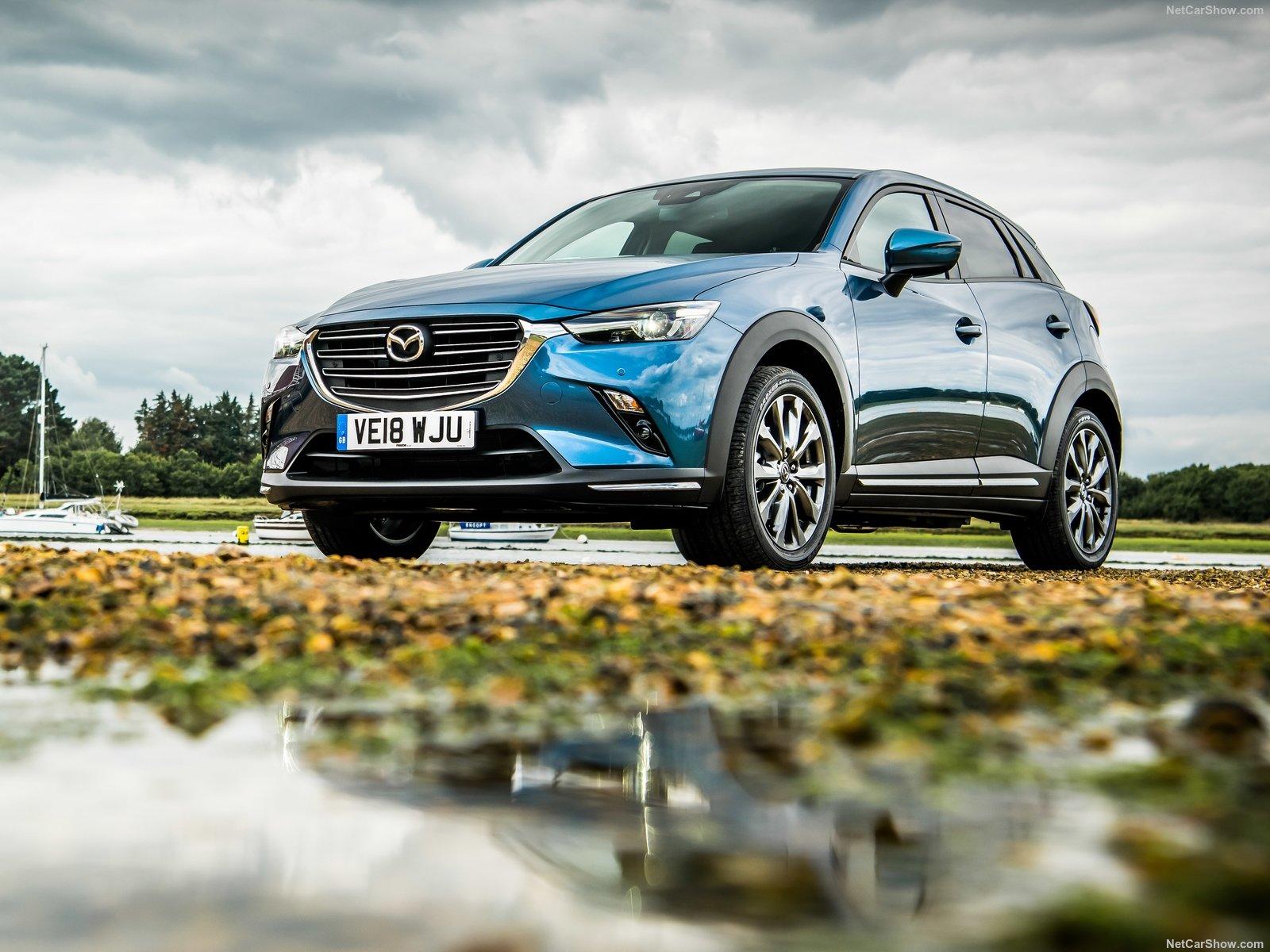 Mazda CX-3 2019-2020 - цена (новая), комплектации и технические характеристики