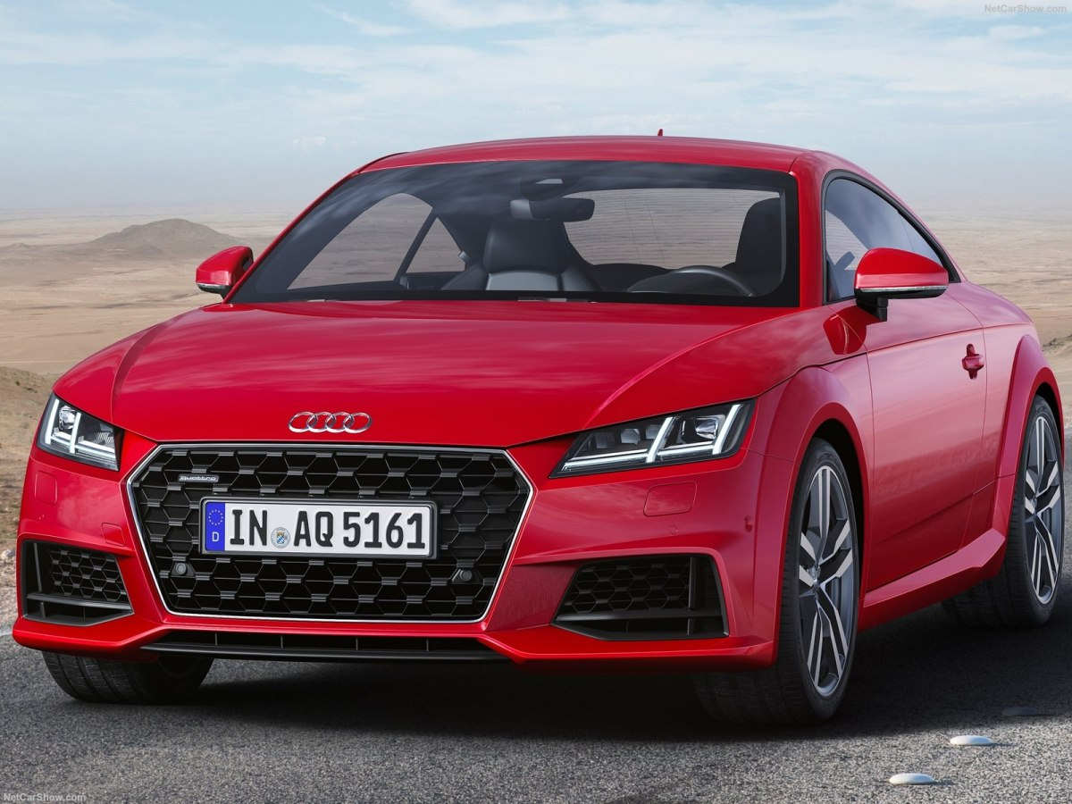 Новый Audi TT 2019 – традиционный экстерьер, интересная начинка