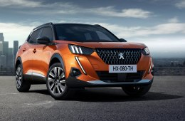 Peugeot 2008 2020 года - компактный кроссовер с яркой внешность, турбомотором и обширным списком оснащения