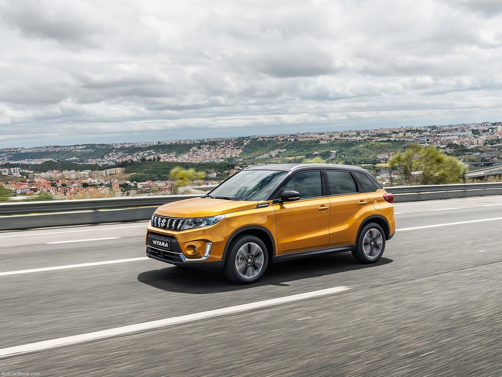 Suzuki Vitara 2019 c новый оснащением поступил в продажу. Названы цены и комплектации.