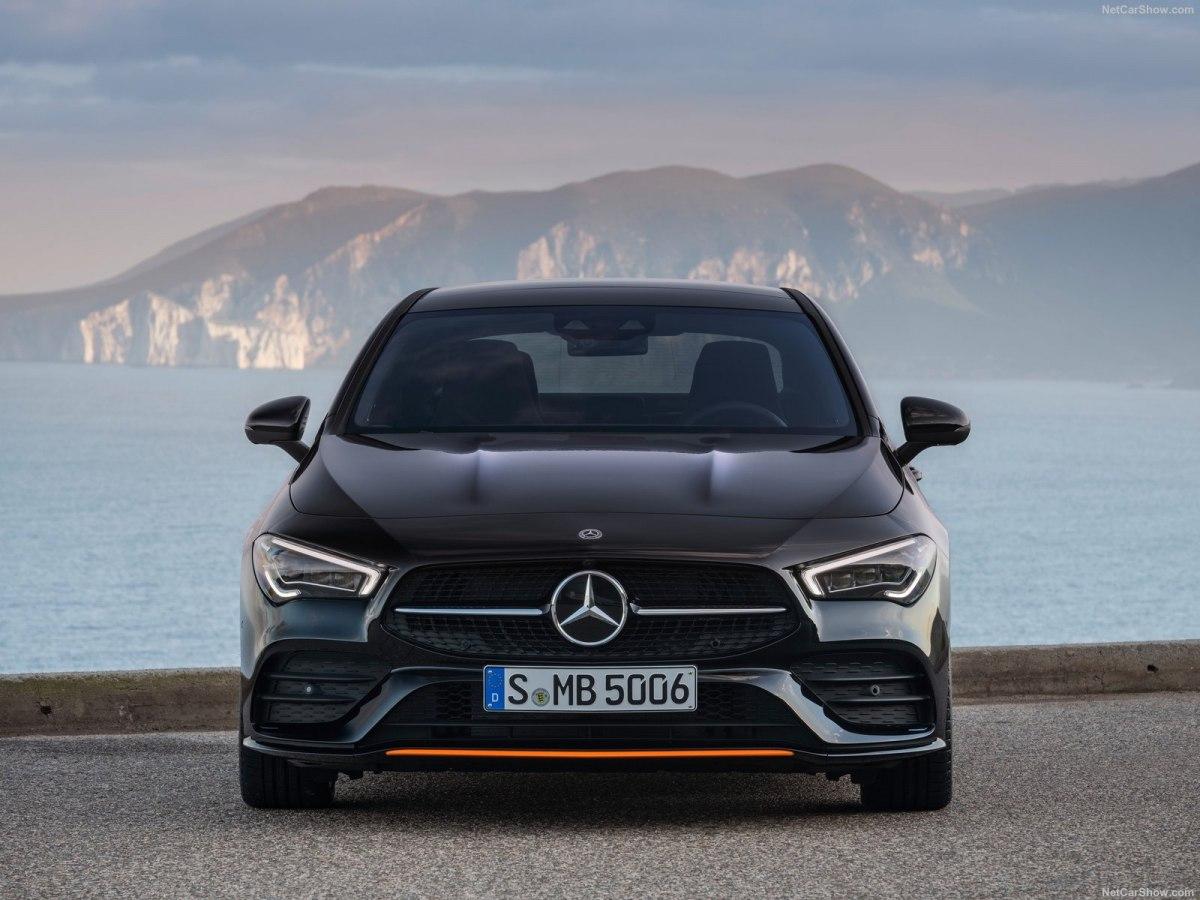 Mercedes CLA 2019 - роскошная новинка со спортивным характером