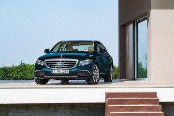 Новый Mercedes-Benz E-Class 2019 – автомобиль, от которого кроме премиальных опций не ждут ничего другого