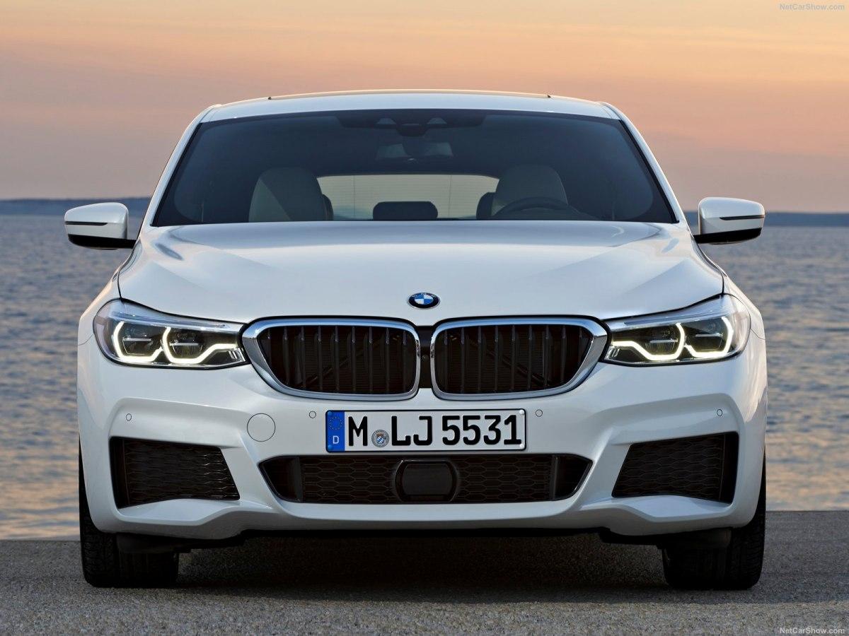 BMW 6 2019 – популярный автомобиль и его долгожданный рестайлинг