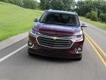Chevrolet Traverse 2019 – новый семейный кроссовер