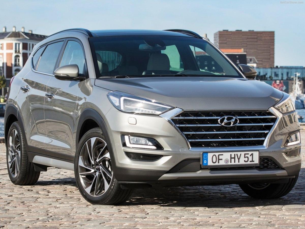 """Картинки по запросу """"Новый Hyundai Tucson 2.0 CRDi AT (186 л.с.) 4WD Top 2020"""""""