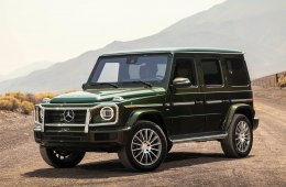 Сравнительная характеристика внедорожников: Mercedes-Benz G-Class и Toyota Land Cruiser 200