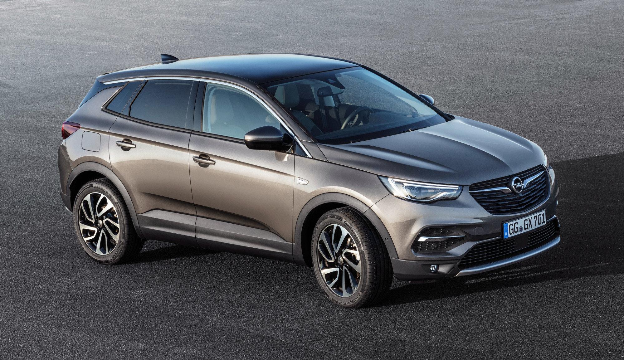 Какие модели Opel прибудут на рынок РФ первыми?