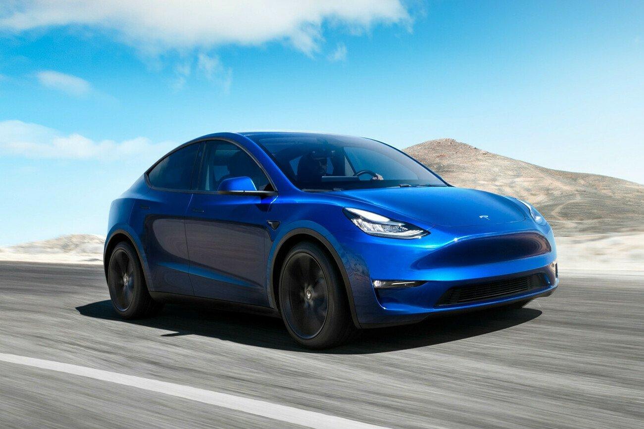 Tesla провела презентацию «бюджетной» новинки Model Y