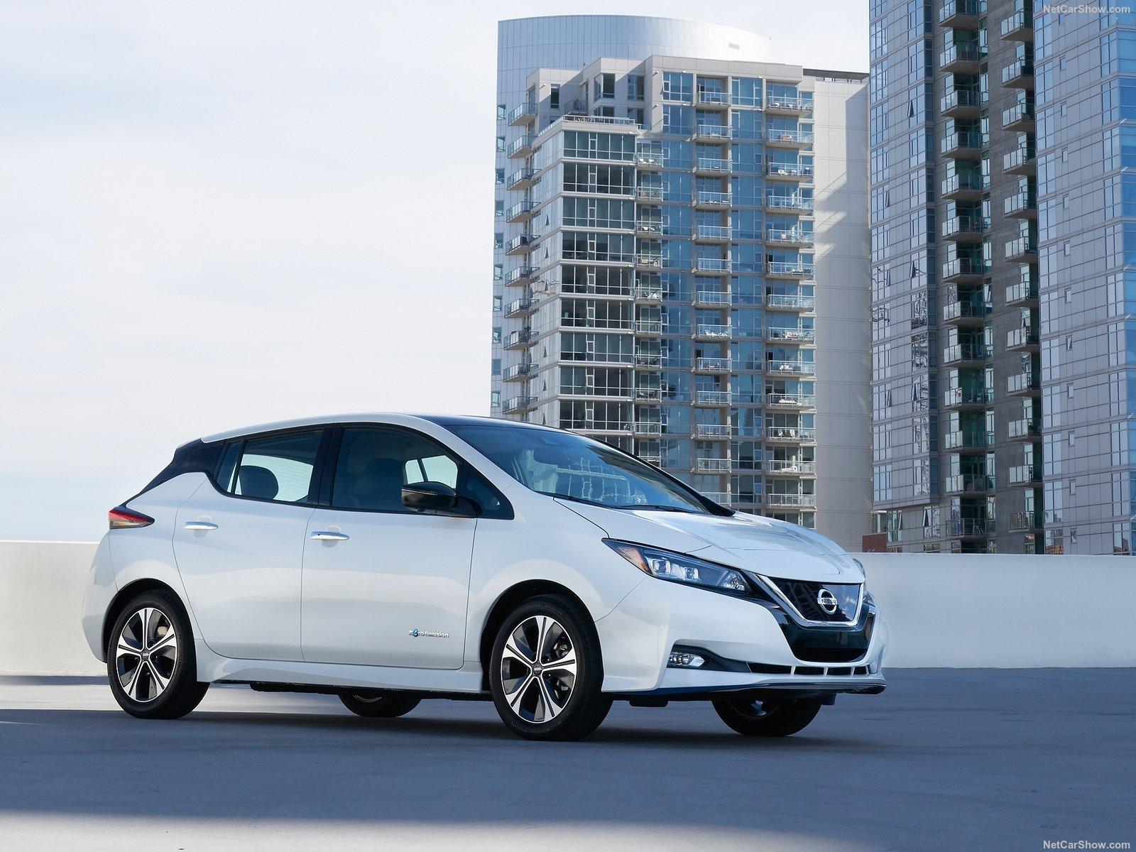 Nissan Leaf признан самым востребованным электрокаром в мире