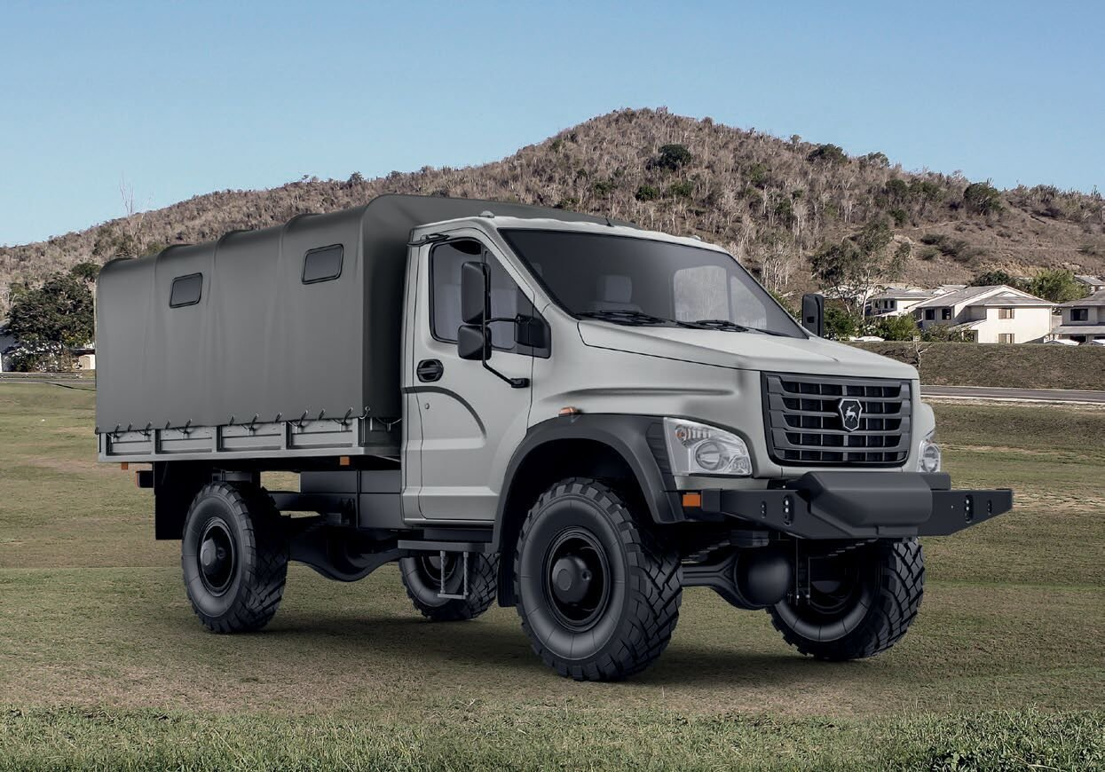 Образец нового ГАЗ «Садко» Next поступил в первый дилерский центр