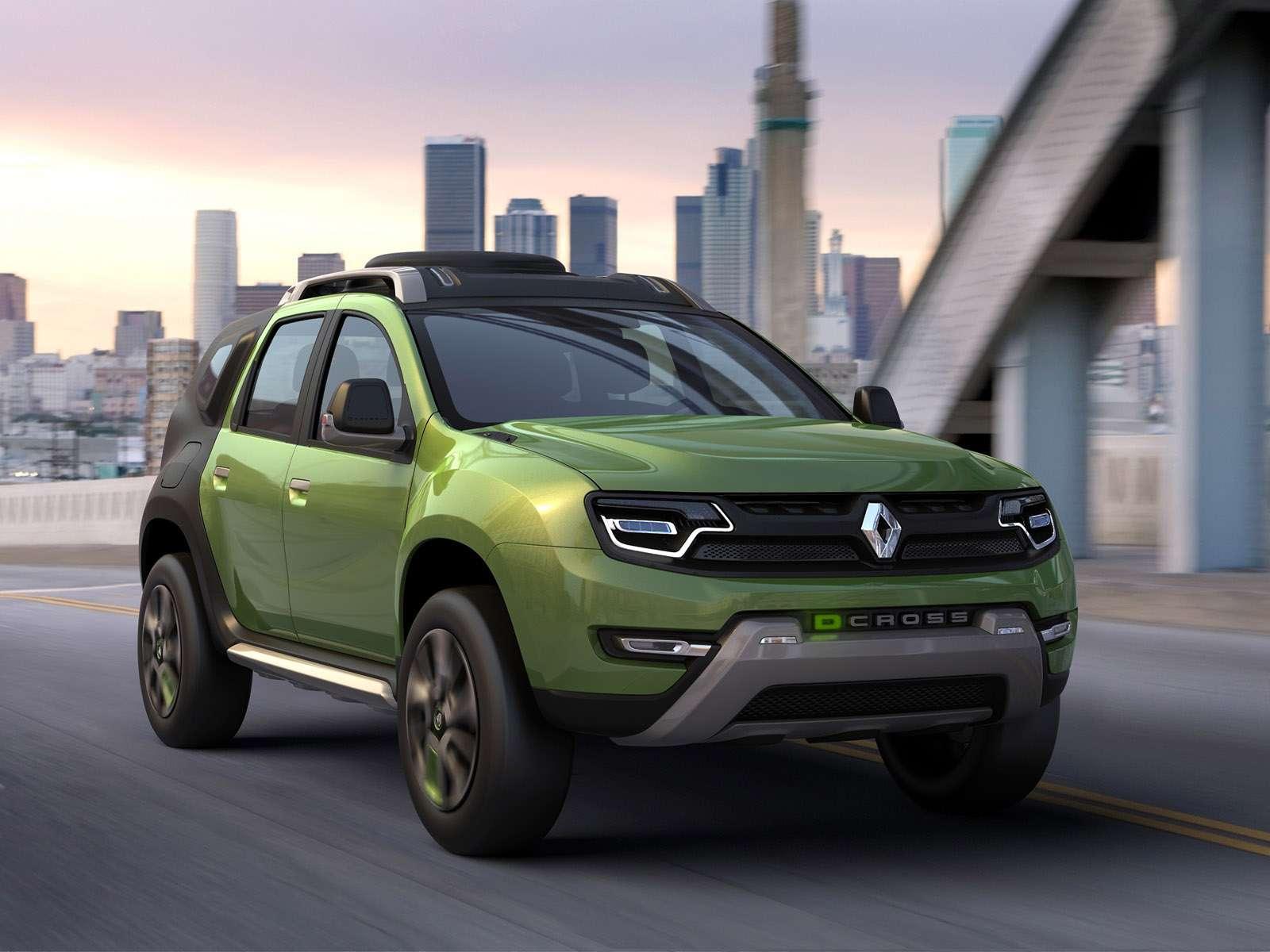 Новый Renault Duster 2020 — появилась первая информация