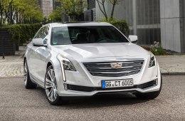 Новый Cadillac CT6 2019 – эффектное решение и результат прекрасной работы дизанеров