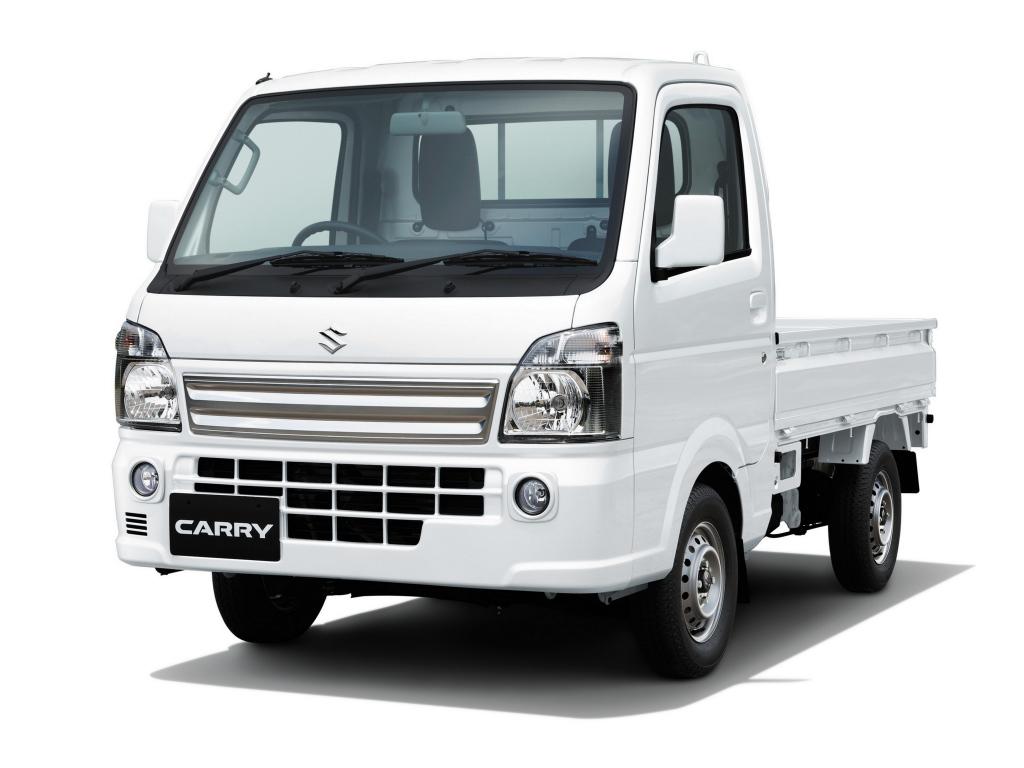 Грузовик за 600.000р от Suzuki — японцы «жгут». Скоро на всех авторынках.