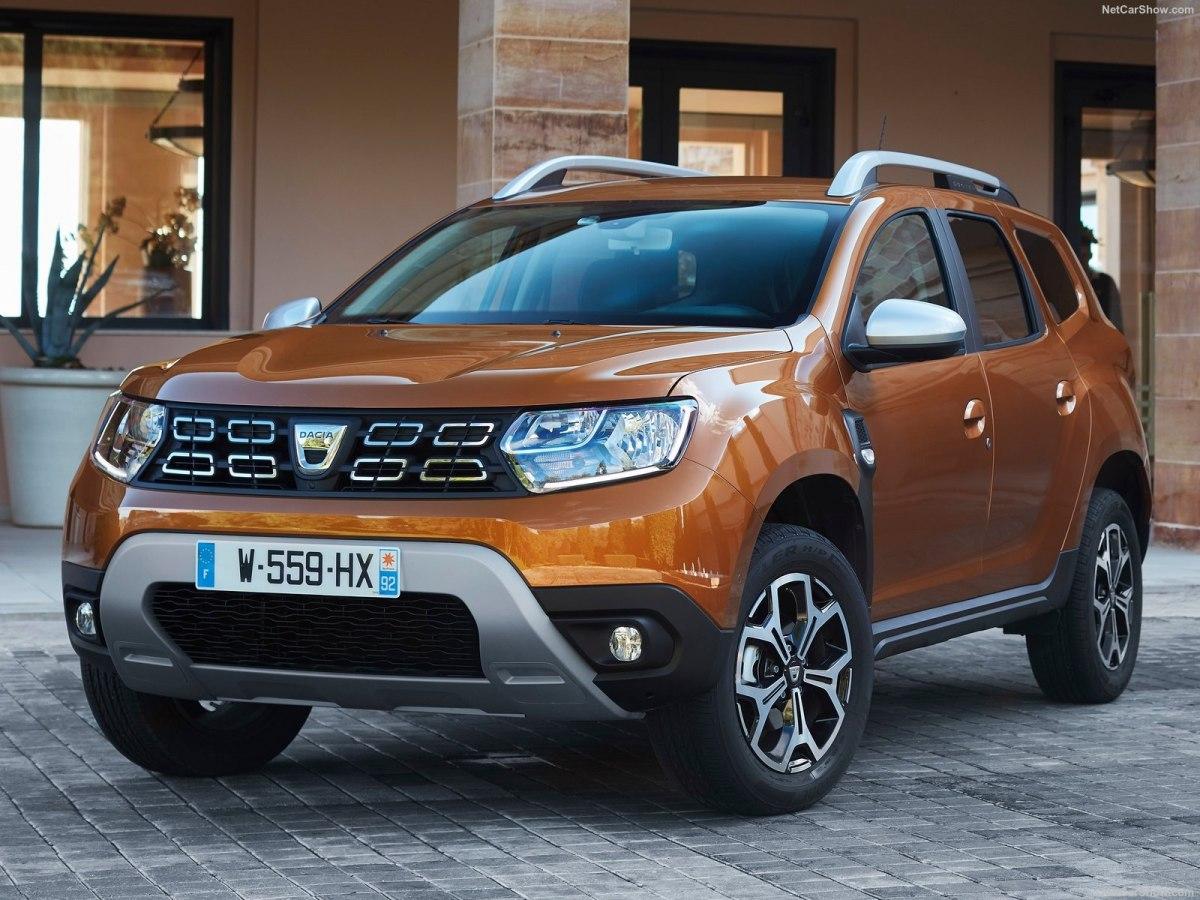 Новый Dacia Duster 2019 - элегантностьпри бюджетной стоимости