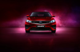 Geely Emgrand SL 2019
