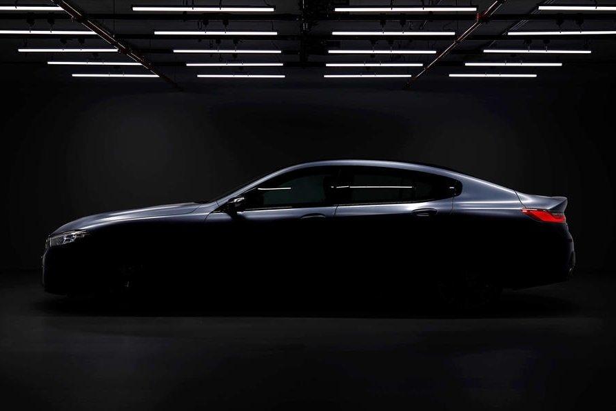 Автоновинка BMW Gran Coupe: появилась первая фотография автомобиля