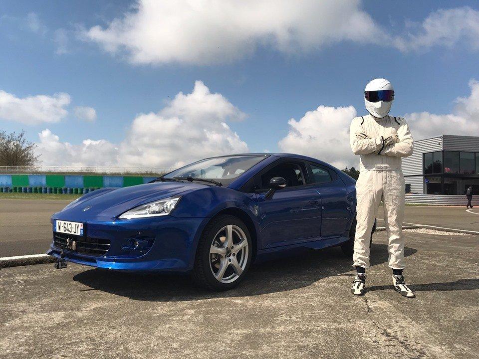 В Top Gear протестировали отечественный автомобиль Tagaz Aquila
