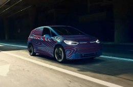 Новейший Volkswagen ID.3 – это LED оптика, 170 л.с., 20-дюймовое литье, нулевой расход и виртуальная «приборка»