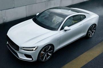 Премиальное купе от Volvo: 600 л.с., кожа, карбон, 4G, хром, LED-оптика, панорама. Новый Polestar 1