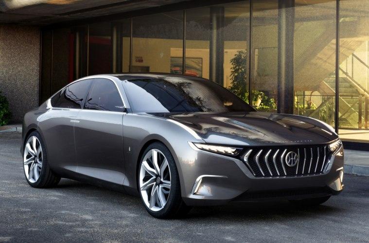 "Богаче Maserati и гораздо круче Tesla: 800 л.с., ""сотка"" за 2,9 сек., хром, светодиоды, сенсоры, кожа, климат. Hybrid Kinetic Group H600 2019"