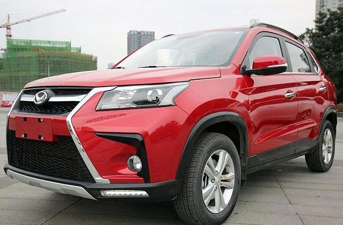 Подержанный Lexus? Есть вариант круче! АКПП, панорама, навигатор, круиз, планшет и климат всего от 625 000 р. BAIC Huansu S5 2019