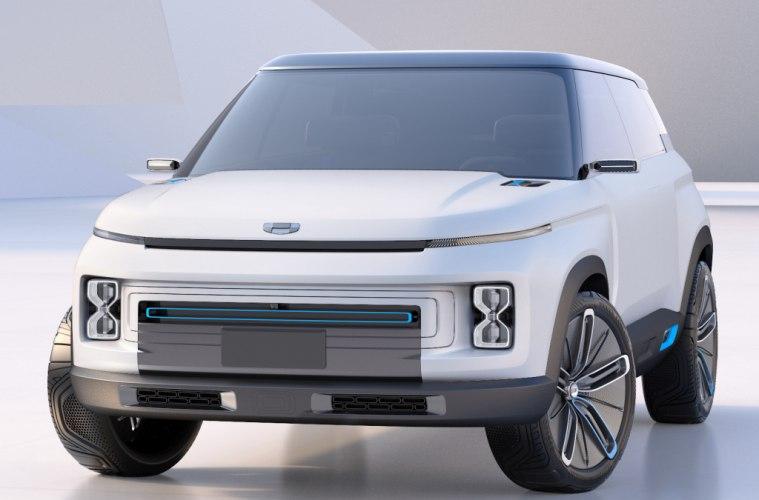 Это новый Range Rover? Нет, он гораздо круче: турбина, светодиоды, планшеты, кожа, сенсоры, климат и старт/стоп. Geely Icon 2019
