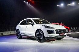 Нет денег на Porsche Macan? Не беда. 2,0 л., робот, ксенон, кожа, климат, литье всего за 980 тыс. руб. Новый Zotye SR9