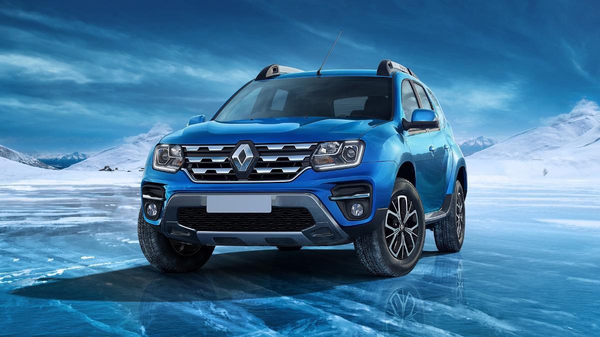 Renault Duster 2019 претерпел серьезные изменения внешности (фото)