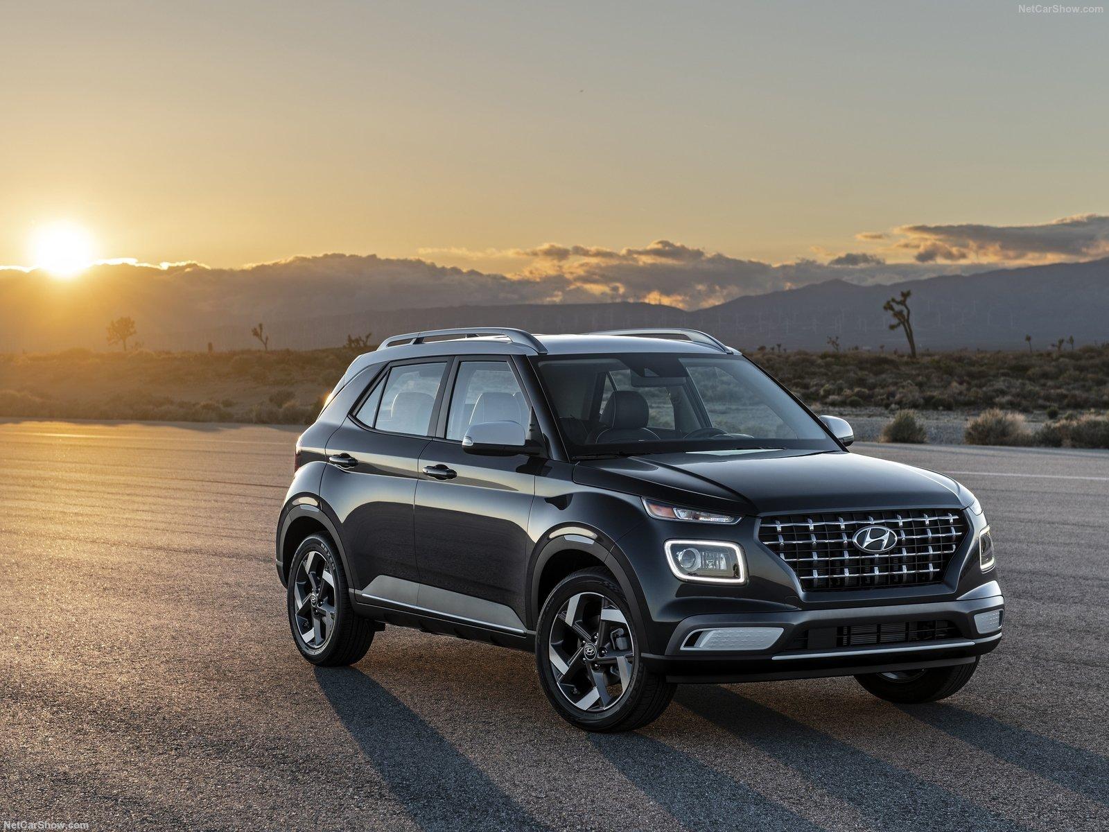 Hyundai Venue 2019 года бьет рекорды продаж. Официальная информация от дилеров.