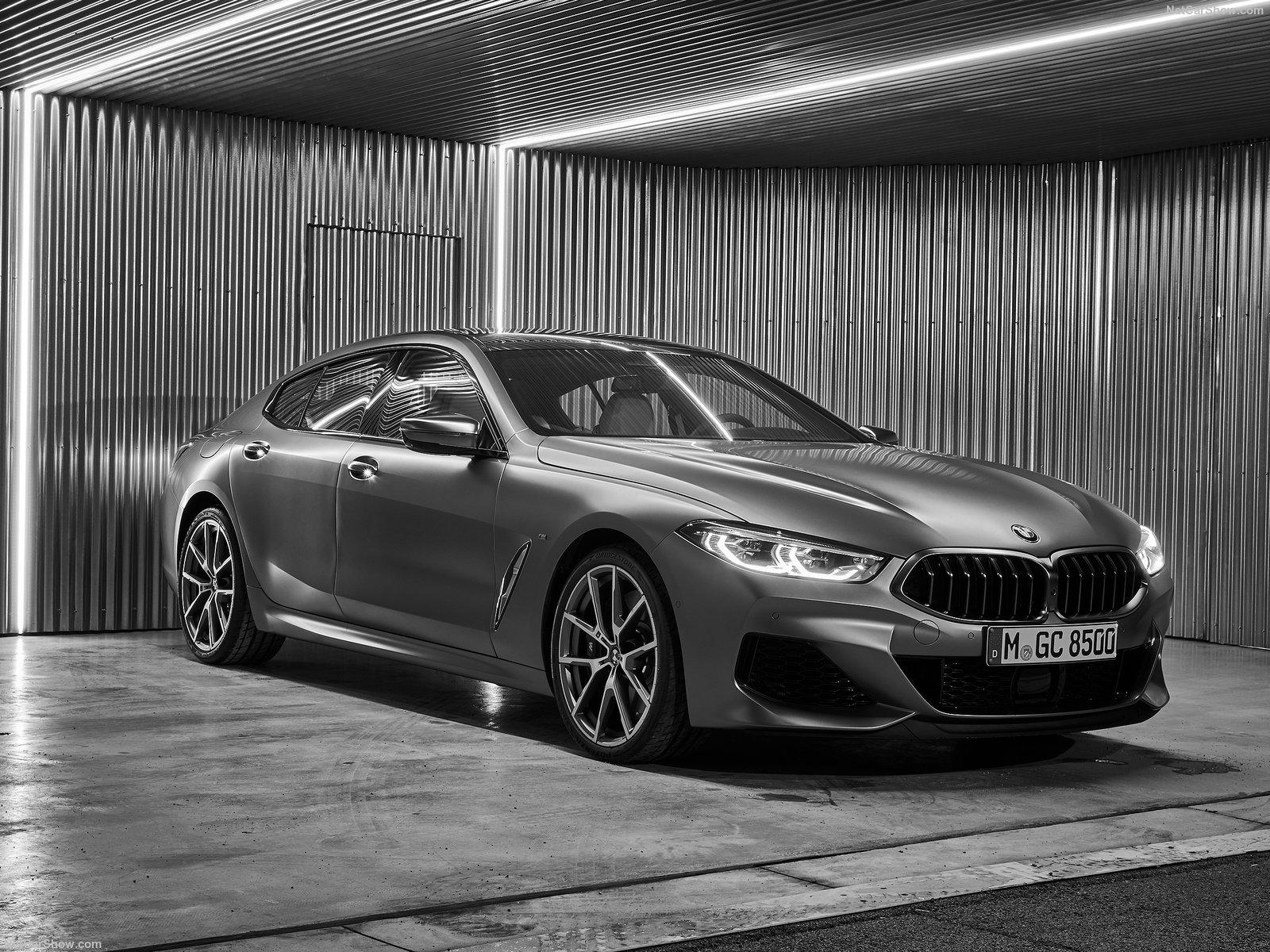 BMW 8 Series Gran Coupe 2019: запущено производство